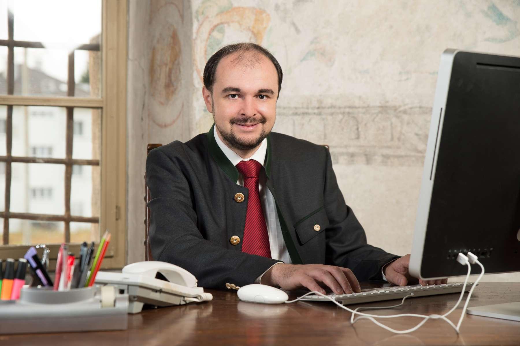 Muttersprache im BürgernetzAus Digitalisierung wird Italianisierung!