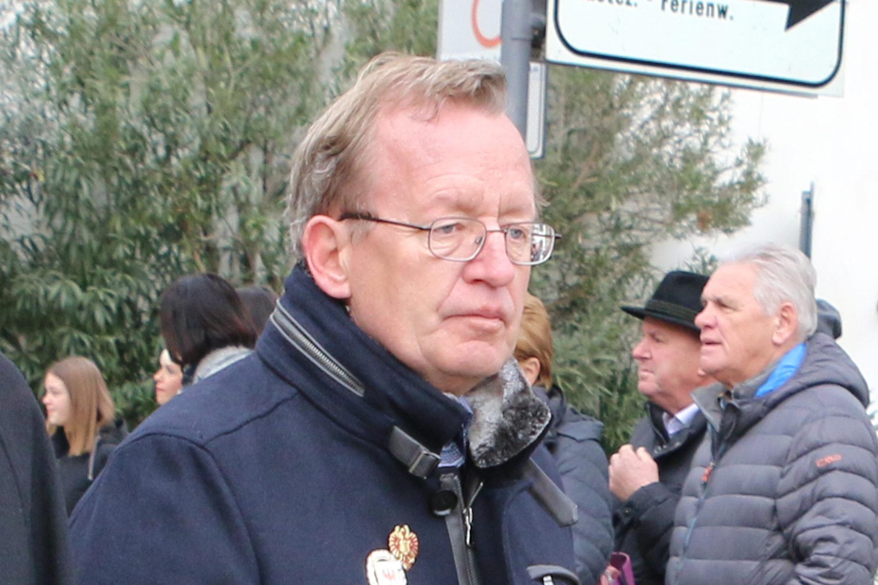 In Gedenken an einen großen TirolerVor 60 Jahren starb Eduard Reut-Nicolussi