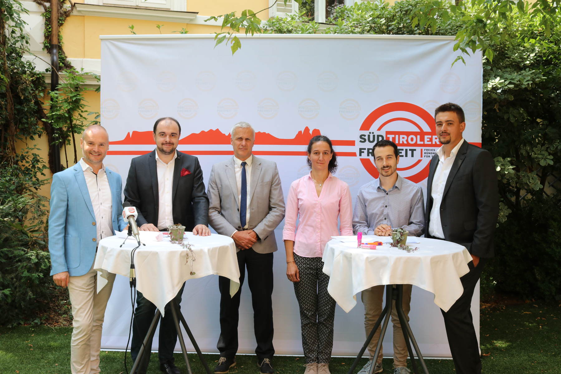 Öffentlicher RaumSüd-Tirol wieder sicher machen!