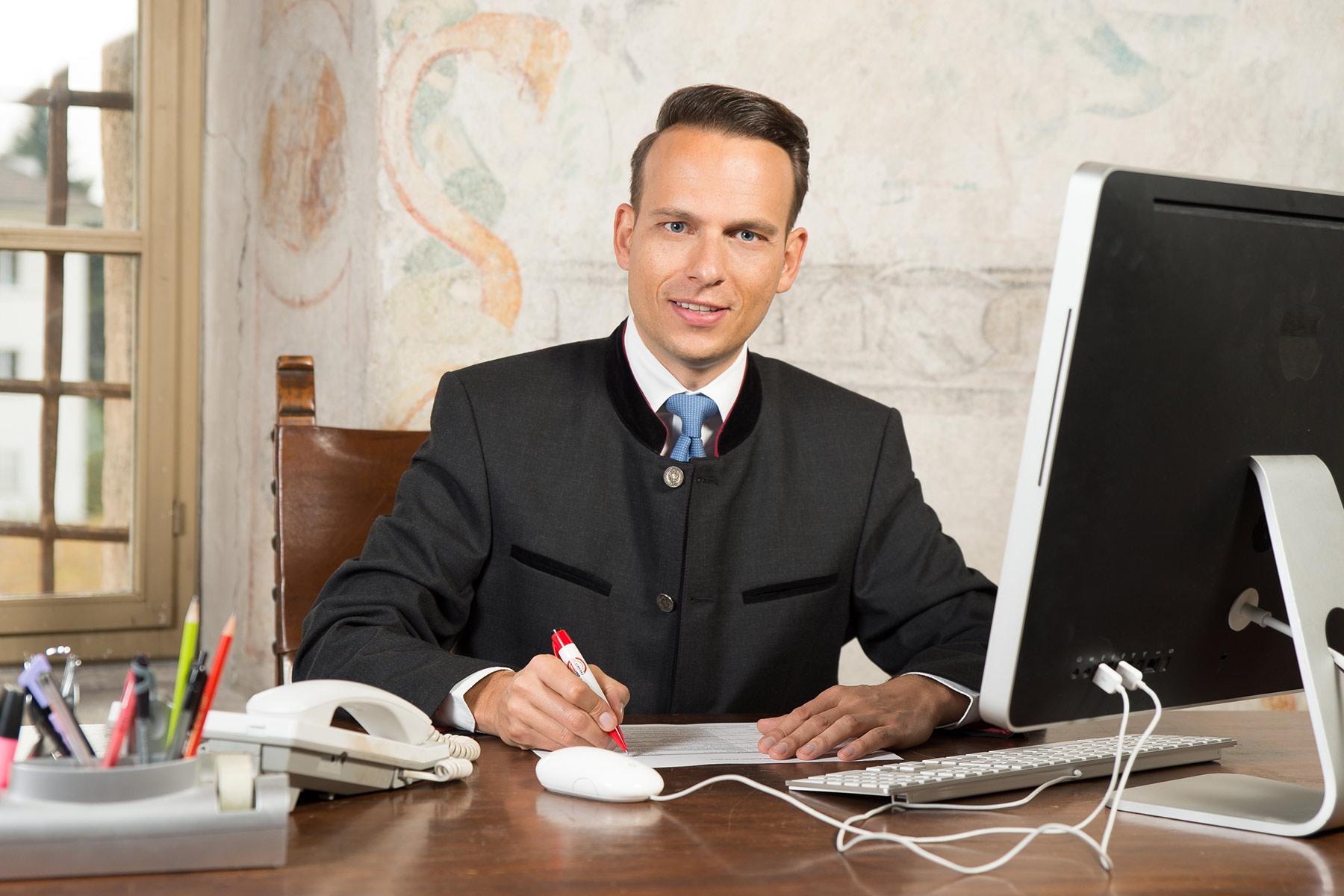 Sven Knoll im MittagsmagazinWas ist das Regierungsprogramm von SVP und Lega wert?
