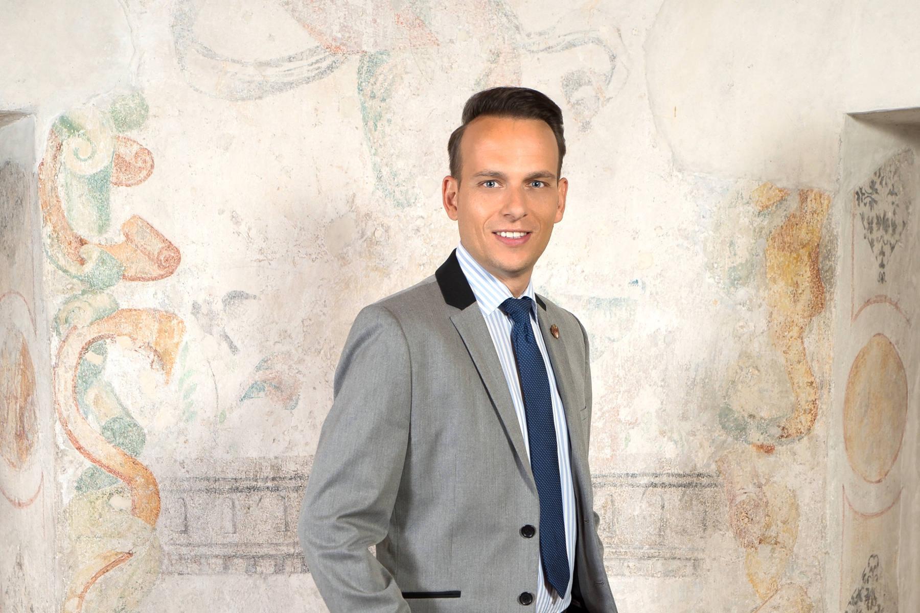 """Sven Knoll im Interview """"Süd-Tirol muss auch in Zukunft Heimat bleiben"""""""