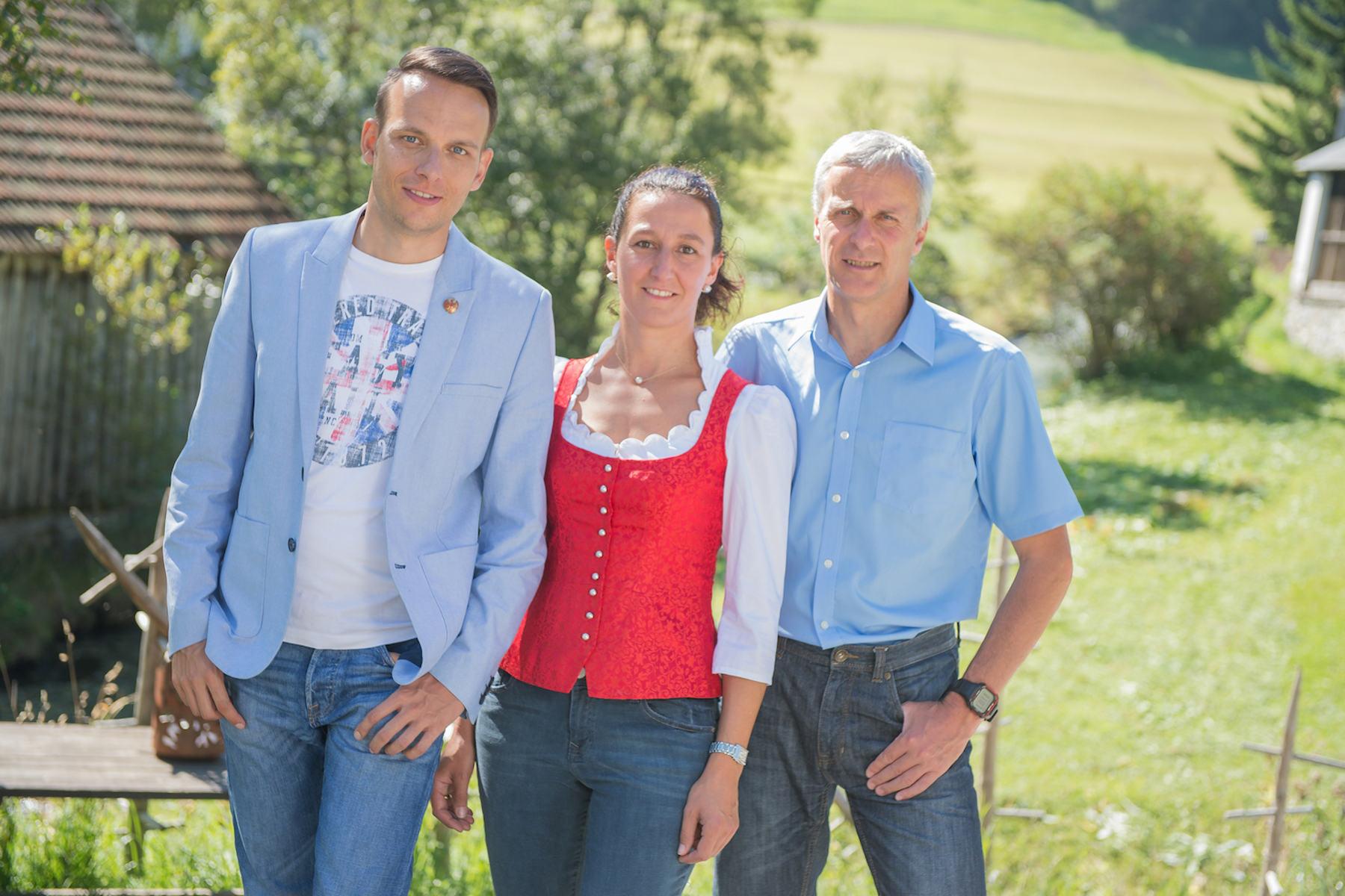LadinienInfoabend der Süd-Tiroler Freiheit im Gadertal