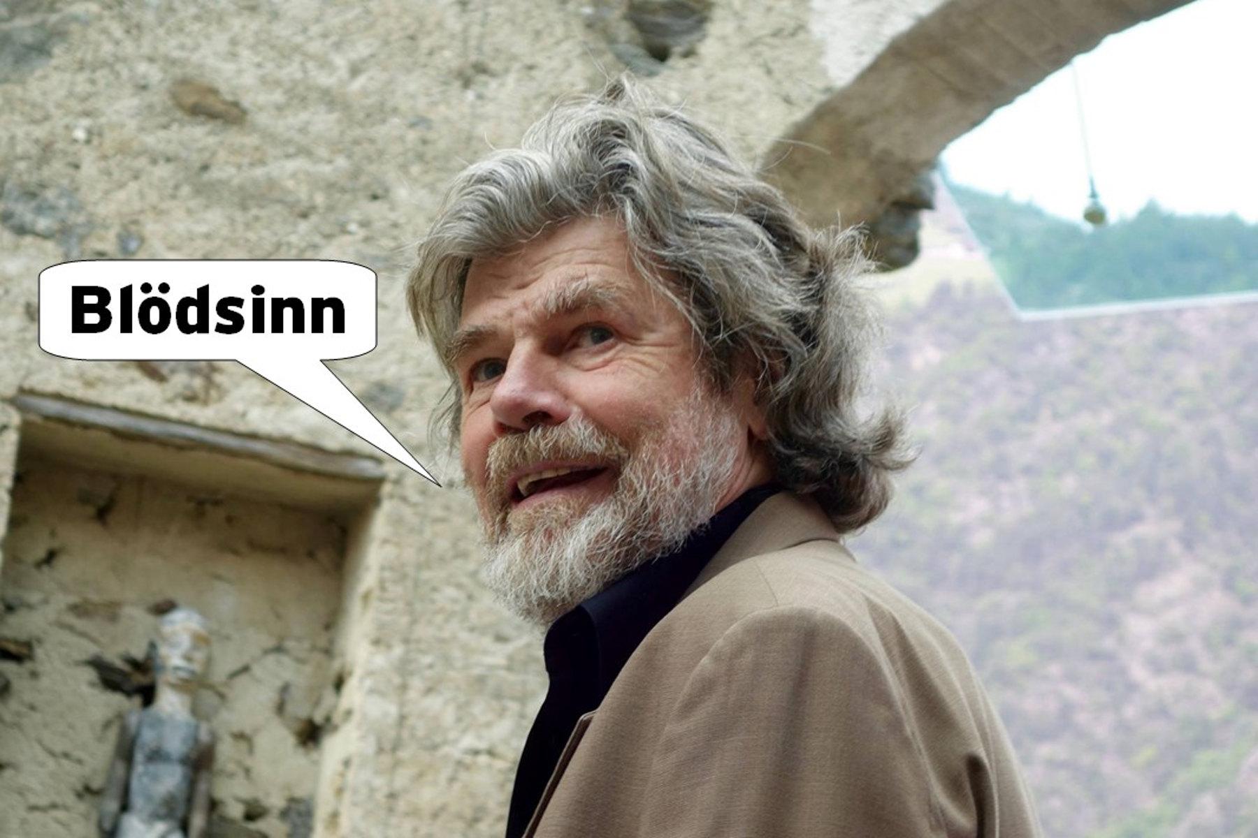 Doppelte StaatsbürgerschaftReinhold Messner redet Blödsinn